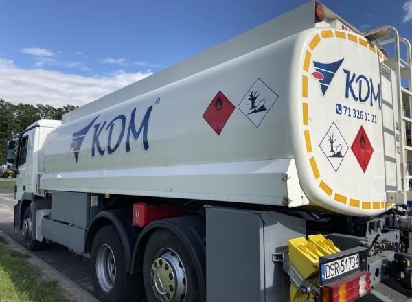 KDM-transport